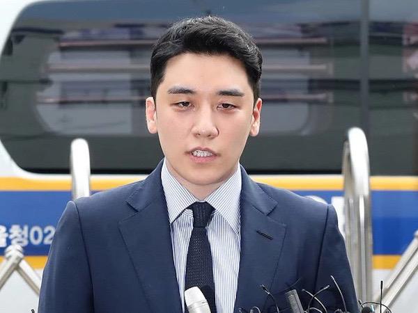 Seungri Menangis di Persidangan, Minta Maaf Kepada BIGBANG Hingga Fans