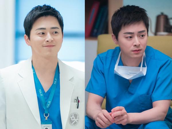 Potret Jo Jung Suk Sebagai Lee Ik Jun di Hospital Playlist Season 2