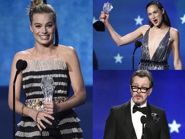 Daftar Lengkap Pemenang 'Critics Choice Awards 2018'
