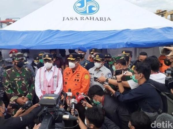Menhub Sebut Kemajuan Pencarian Sriwijaya Air SJ182: Dugaan Sinyal Pesawat Ditemukan?