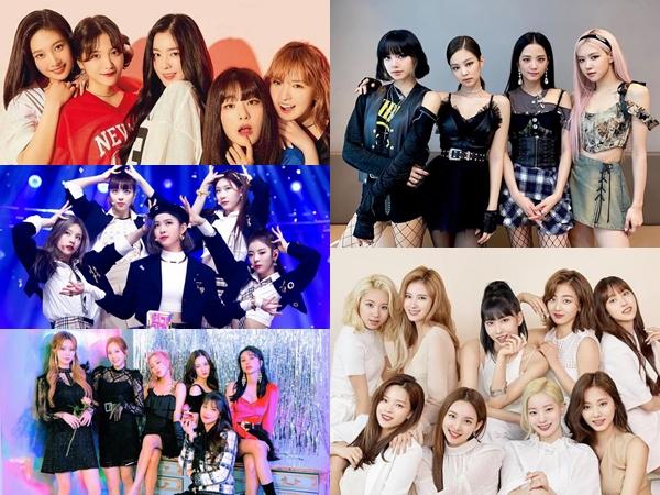 19 Lagu Girl Group K-Pop Paling Banyak Didengarkan di Spotify, BLACKPINK Mendominasi