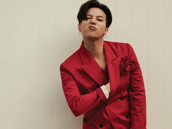 Fans Berdonasi Ratusan Juta di Hari Ulang Tahunnya, G-Dragon Takjub!