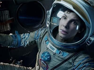 Wow, 'Gravity' Borong Piala Oscar 2014!