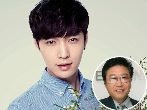 Lay EXO Ungkap Rasa Hormat dan Kagumnya pada Lee Soo Man
