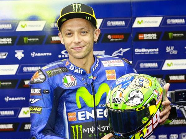 Alami Kecelakaan di Italia, Bagaimana Kondisi Terkini Valentino Rossi?