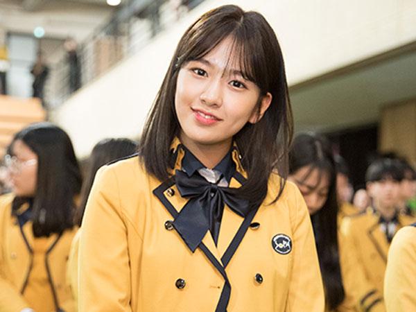 Fokus Karir, Ahn Yoo Jin IZ*ONE Pilih Drop Out dari Sekolah