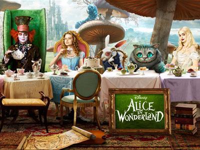 Bersiap, Sekuel Kedua 'Alice in Wonderland' Tayang 2016!