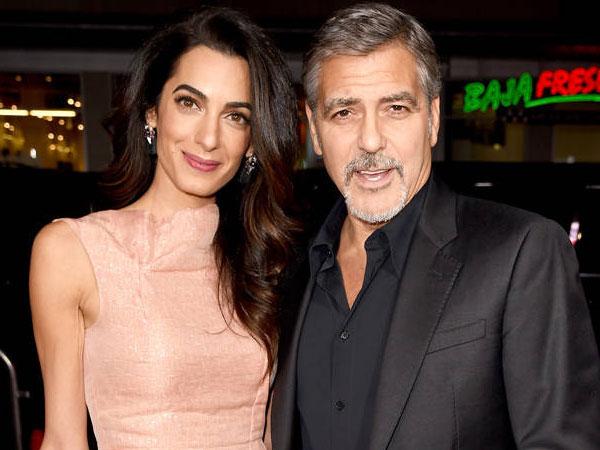 Setelah Beyonce Knowles, Istri George Clooney Juga Hamil Bayi Kembar!