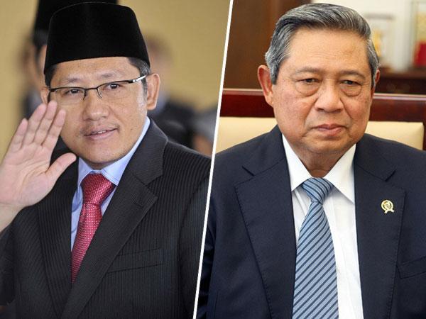 10 Poin Isi Surat Anas Urbaningrum untuk SBY di Hari Valentine