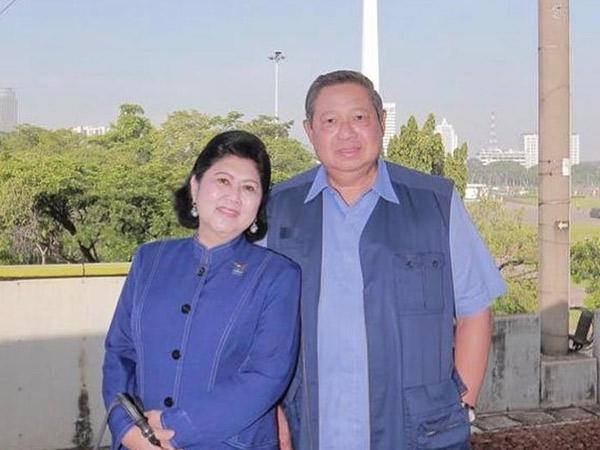 Dirawat di Singapura, SBY Jelaskan Ibu Ani Yudhoyono Derita Kanker Darah