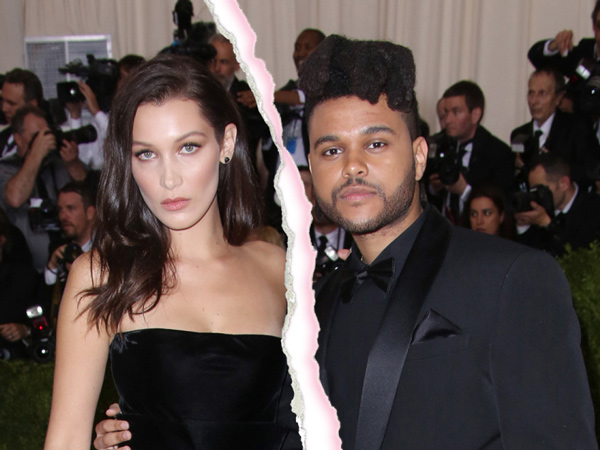 Duh, Bella Hadid dan The Weeknd Putus Lagi