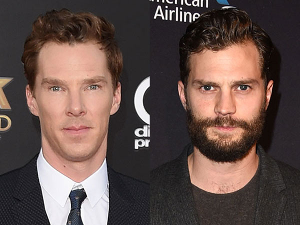 Benedict Cumberbatch vs Jamie Dornan, Siapakah Pria Terseksi 2015 Versi Glamour UK?