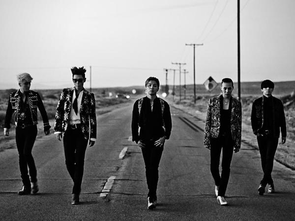 Big Bang Mulai Lakukan Persiapan Jelang Konsernya di Indonesia