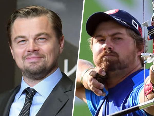 Heboh Atlet Panahan Olimpiade Ini Disebut Mirip Leonardo DiCaprio!