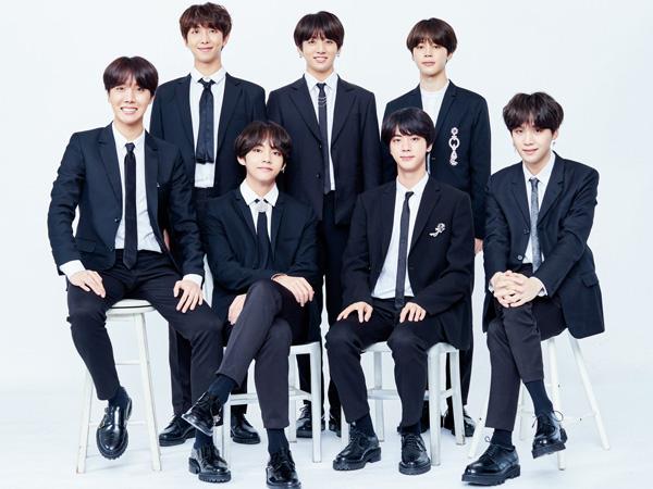 BTS Masuk Nominasi di Penghargaan Penting dari Pemerintah Korea Selatan