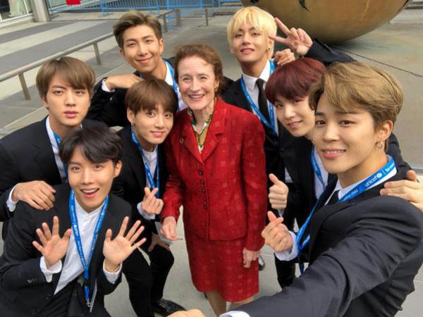 BTS dan UNICEF Ajak Anak Muda Sebarkan Kebaikan di Hari Persahabatan Internasional #ENDViolence