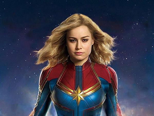 Belum Tayang, 'Captain Marvel' Sudah Pecahkan Rekor 'Wonder Woman'