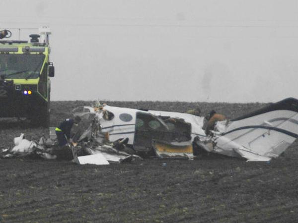Lagi, Sebuah Kecelakaan Pesawat Kembali Terjadi!