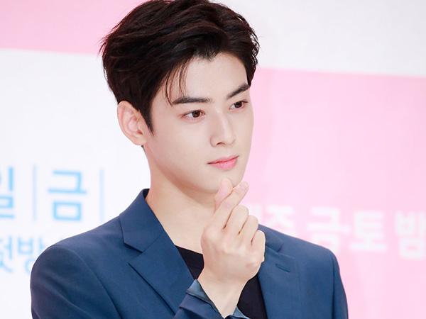 Cha Eun Woo Mengaku Bersyukur Dapat Peran Cowok Tampan di Drama 'My ID is Gangnam Beauty'