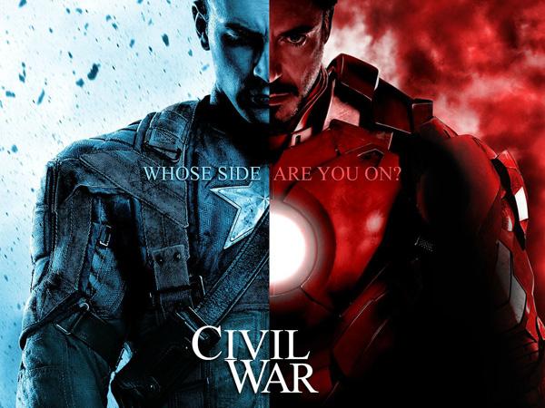 Rilis Foto Behind The Scene, Ini Yang Sebenarnya Terjadi di Set 'Captain America: Civil War'