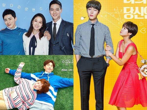 5 Drama Korea Romantis Ini Cocok Untuk 'Teman Santai' di Hari Valentine!