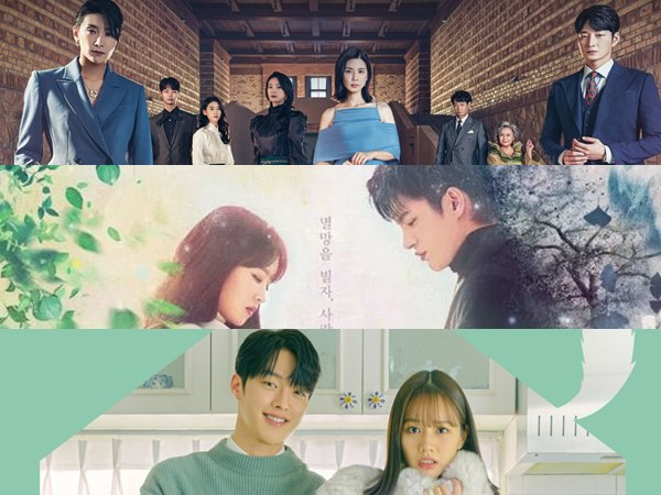 3 Drama Korea Populer yang Tayang di tvN Saat Ini