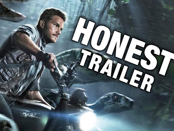 Terlalu Jujur, Trailer Ini Sindir Isi Film 'Jurassic World' Habis-Habisan