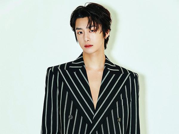 Hyungwon MONSTA X Berbagi Rahasia Soal Bagian Tubuh Hingga Cita-cita Lewat Wawancara Majalah GQ Korea