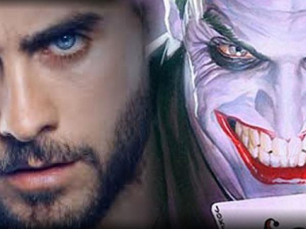 Bersiap Serangan Suicide Squad, Intip Transformasi Jared Leto Menjadi Joker!