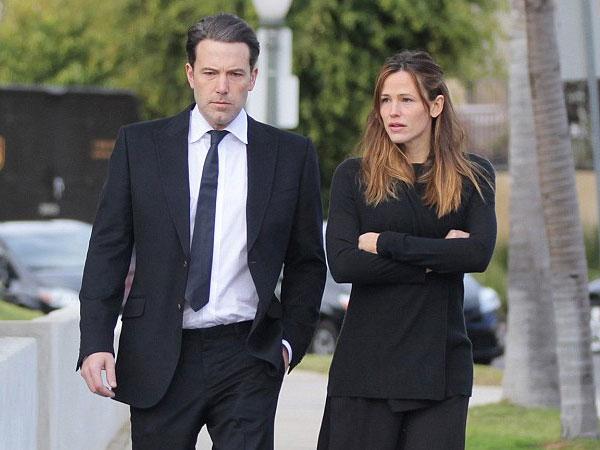 Tertangkap Kamera Bersama, Jennifer Garner dan Ben Affleck Kembali Rujuk?