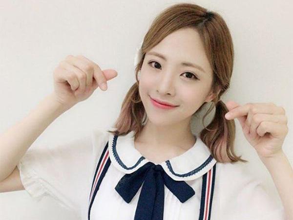 Mulai Stabil, Ini Kabar dari Agensi Soal Kondisi Anoreksia JinE Oh My Girl