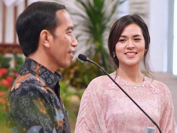 Curhatan Presiden Jokowi Diprotes Warga Soal Raisa dan Laudya Cynthia Bella