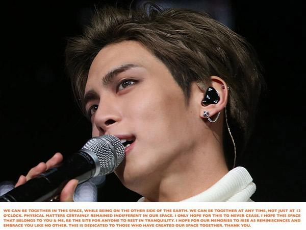 Arti Tulisan di Cover Album Terakhir Jonghyun SHINee Bikin Sedih!
