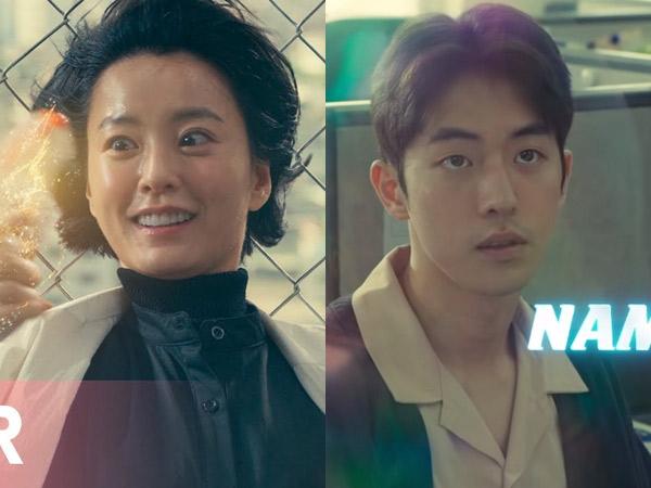 Kocaknya Jung Yoo Mi dan Nam Joo Hyuk Membasmi Hantu Jelly di Drama Baru