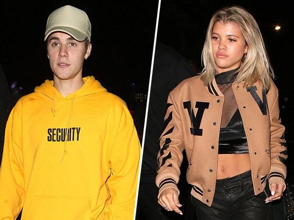 Hadiri Pesta yang Sama, Justin Bieber dan Sofia Richie Balikan?