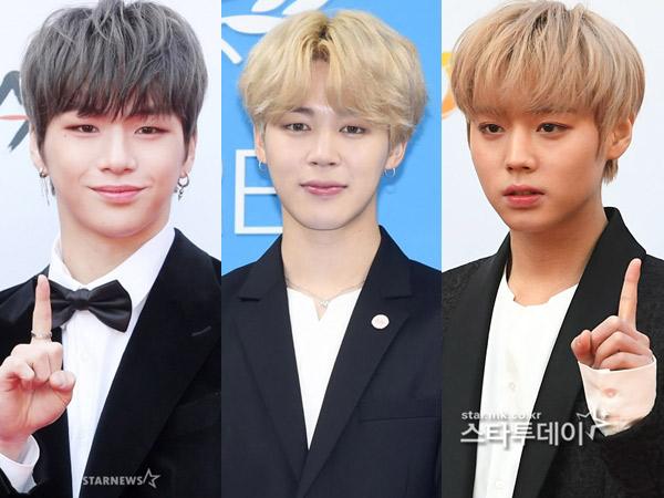 Member Wanna One dan BTS Bersaing Ketat di Ranking Reputasi Brand Bulan November