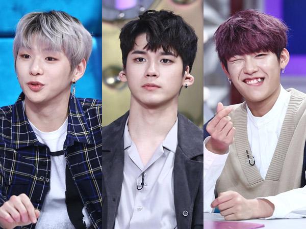 Tiga Member Wanna One Pamer Keunikan Bagian Tubuh yang Kocak nan Gemas