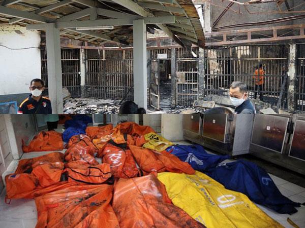 Berikut Kronologi Kebakaran Hebat Lapas Tangerang, 41 Napi Tewas