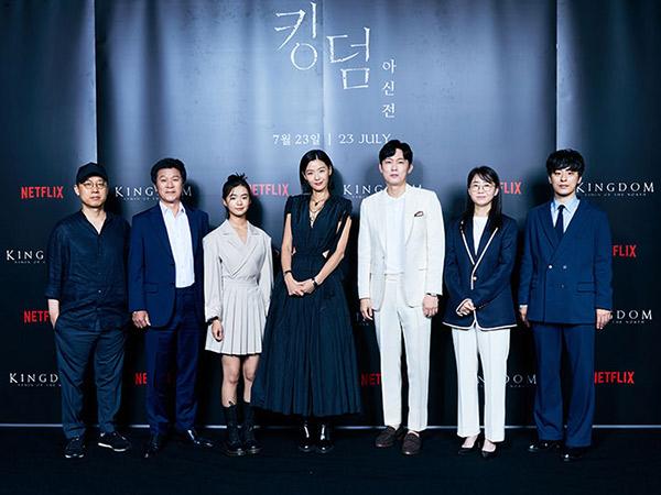 Kim Eun Hee Ungkap Ide Cerita 'Kingdom: Ashin of the North' Muncul Karena Ini