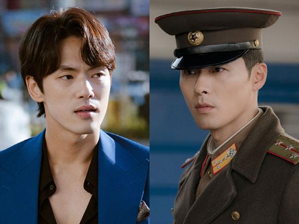 Kim Jung Hyun dan Hyun Bin Tunjukan Pesona Kontras di Drama Baru tvN