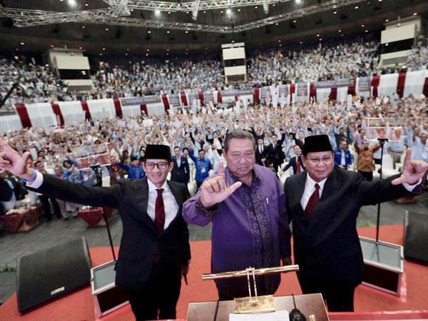 Menguak Perkara Koalisi Prabowo-Sandiaga yang Disebut Telah Retak Sejak Awal