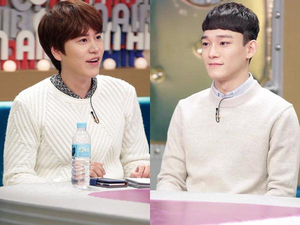 Diminta Pilih Ryeo-line atau Kyu-line oleh Kyuhyun, Chen EXO Kebingungan!