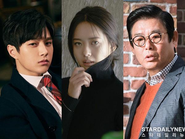 L Infinite, Go Ara, dan Sung Dong Il Dipastikan Main Drama Baru Sutradara 'The K2'