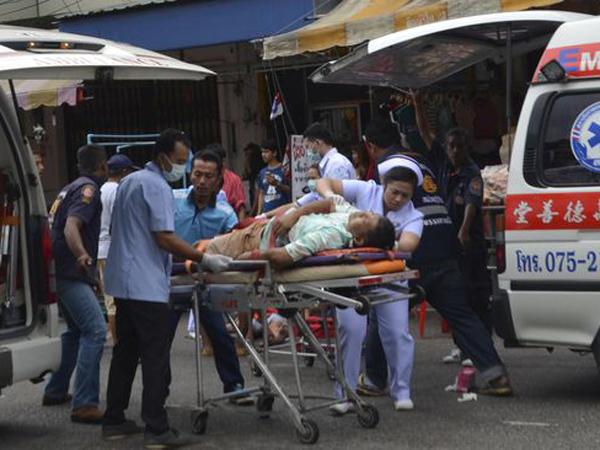 Thailand Tahan 2 Orang Pelaku Belasan Bom, Prediksi Serangan Lanjutan?