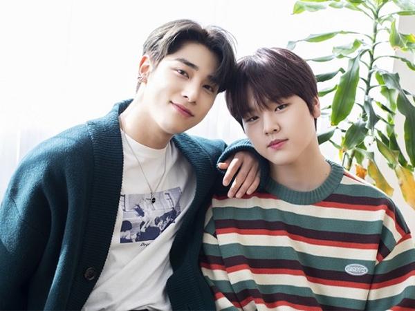 Kocaknya Aksi Lee Hangul dan Nam Dohyon Saat Ikut Joget Lagu Berbahasa Indonesia di TikTok