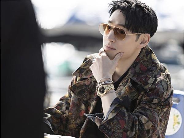 Pesona Lee Je Hoon di Drama Taxi Driver
