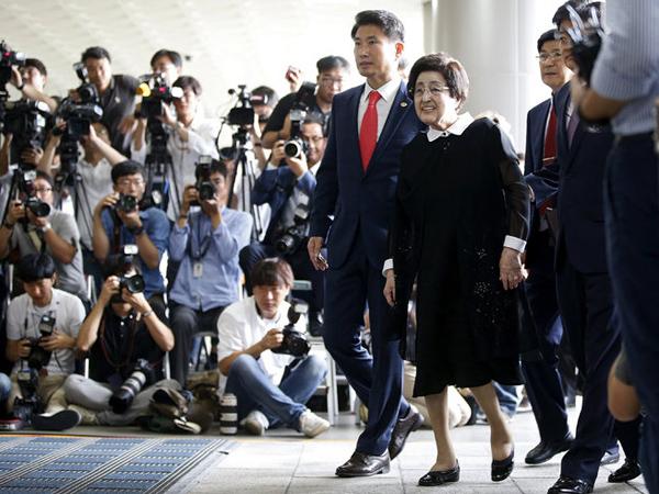 Istri Mantan Presiden Korea Selatan Kunjungi Pyongyang, Bawa Peluang Perdamaian?