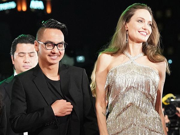 Perkuliahan Dibatalkan Imbas Corona, Anak Angelina Jolie Pulang dari Korea Selatan