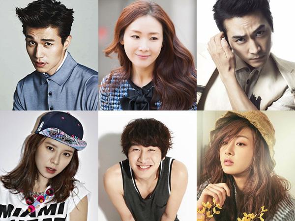 Belasan Aktor dan Aktris Papan Atas Korea akan Hadir Persembahkan Trofi di MAMA 2014!
