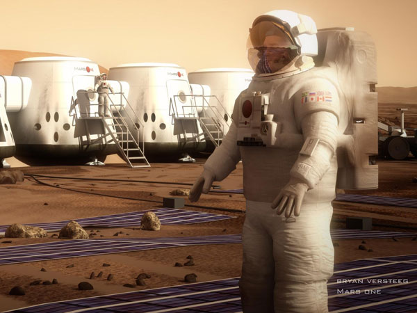 Pilih Tinggalkan Bumi Hingga Mati di Mars, Apa Alasan Dibalik Orang-orang Nekat Ini?